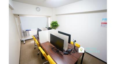 【マルチプルスペース】 マルチプルスペースの室内の写真