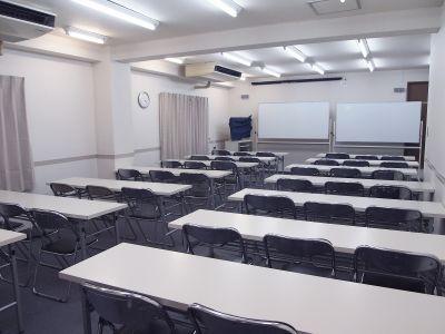 貸教室・貸会議室 内海 101会議室の室内の写真