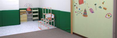 ippo札幌 キッズルームの室内の写真