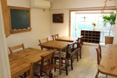 ウッドサイド39 レンタルスペースの室内の写真