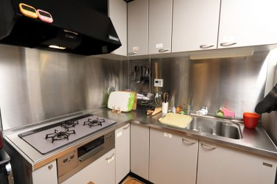 自由ケ丘 COOKシェアスペース レンタルキッチンスペースの室内の写真