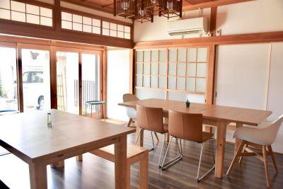 Luana ベース 洋室 多目的スペースの室内の写真