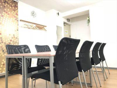 Shinber5【シンバー5】 貸し会議室の室内の写真