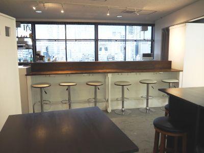AMRITA  キッチン付きパーティスペースの室内の写真