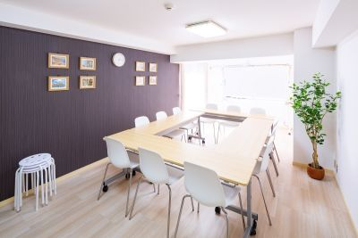 エクセルルーム目黒 会議室の室内の写真