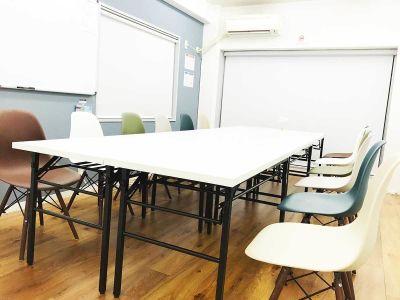 カラメル恵比寿東口2号店 貸し会議室の室内の写真