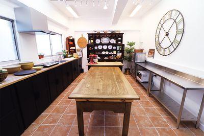 ケントストア キッチンスタジオの室内の写真