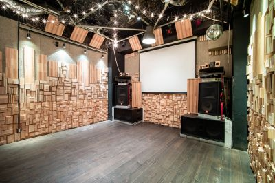 ZERO CAFE AOYAMA 貸スペースの室内の写真