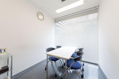 アスパ日本橋オフィス 【fabbit日本橋】会議室Bの室内の写真
