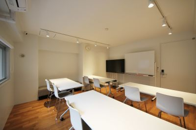 【メイプル】南麻布 A  多目的スペース・貸し会議室の室内の写真