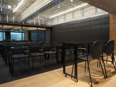 Basis Point上野店 Lab RoomXの室内の写真