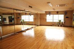 アルアマルベリーダンススタジオ スタジオアルアマルの室内の写真