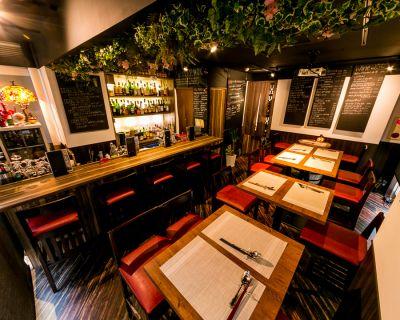 バルボラッチョ秋葉原店 貸切パーティレストランの室内の写真