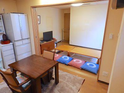 松屋ビル6階レンタルスペースの室内の写真
