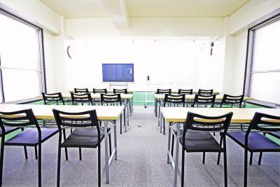 ふれあい貸し会議室 八重洲加藤 ふれあい貸し会議室八重洲No14の室内の写真