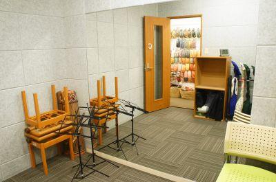 はいから和楽器教室 大森校 Cスタジオの室内の写真