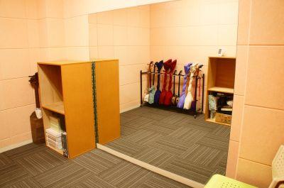 はいから和楽器教室 大森校 Bスタジオの室内の写真