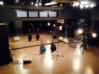 ビッグアップル・スタジオ 多目的スペースの室内の写真