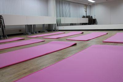 ワン・デイ・オフィス 第2会議室 会議室【ヨガスタジオ レンタル】の室内の写真