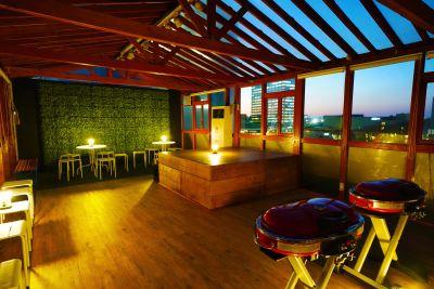 渋谷原宿ソラハウス ~室内BBQ~の室内の写真