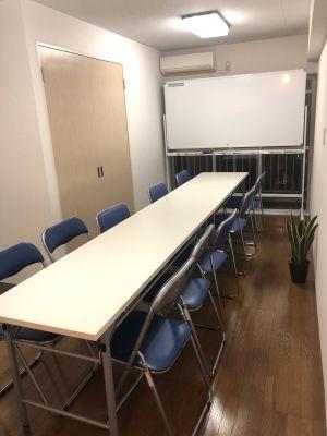 会議室「自由が丘サニーサイド」 会議室、サロンスペースの室内の写真