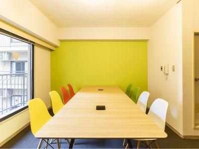 室内 - ショコラ青山 格安ワンコイン貸し会議室の室内の写真