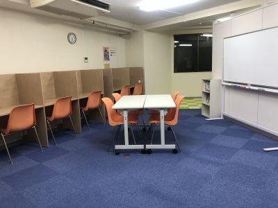 レインボープラス 要町教室 貸し出し多機能室の室内の写真