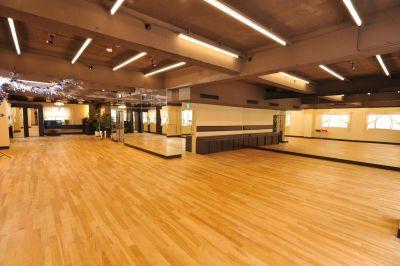 ダンスモーメントカネコ レンタルスタジオの室内の写真