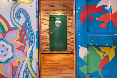 STUDIO TARUREC TARUREC A studio の入口の写真