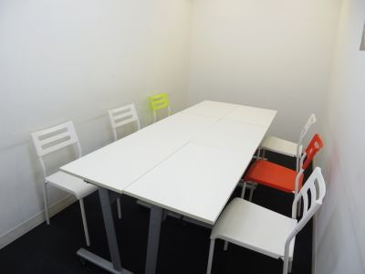 個室会議室Bの写真