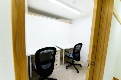 BOOK&OFFICE 文悠 B-4室の室内の写真