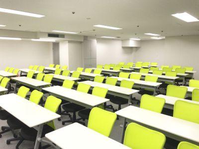 自習室うめだの貸し会議室 1ビル 1182+1183 自習室うめだの室内の写真