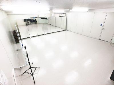 ★47㎡【 7×6.5】24時間営業中 - FLASHスタジオ-渋谷- レンタルスタジオの室内の写真