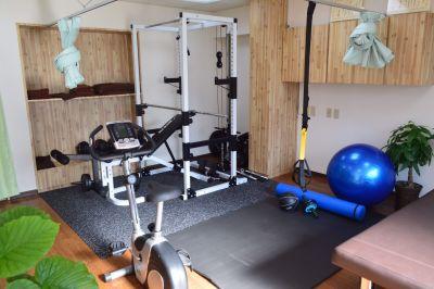 oasisトレーニングgym パーソナルトレーニングGYMの室内の写真