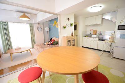 TS00124新宿 スぺレンParty新宿★ホムパの室内の写真