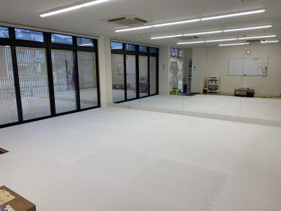 スタジオ エスパス 天神橋 スタジオ貸切の室内の写真