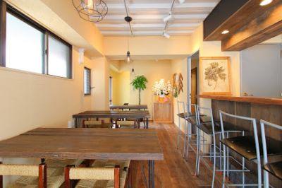 Koru Takanawa 貸切カフェキッチン・撮影スタジオの室内の写真