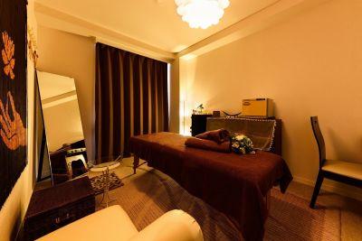 レンタルサロン麻布十番DIARA ルームA(個室)の室内の写真