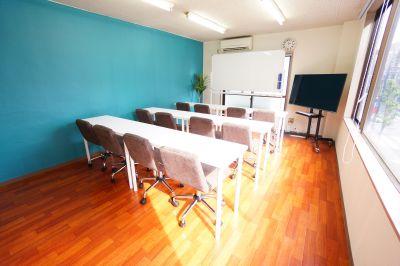 【トルマリン会議室】 ホワイトボード無料の貸し会議室♪の室内の写真