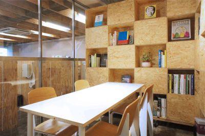 Connecting The Dots YOYOGI 小会議室1の室内の写真