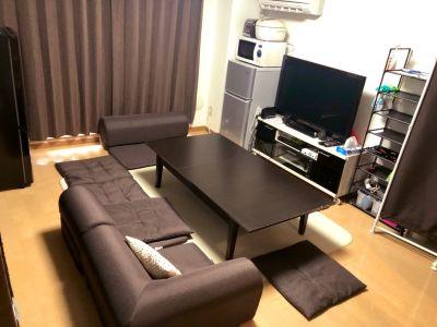 フリースペースUK 1号室の室内の写真