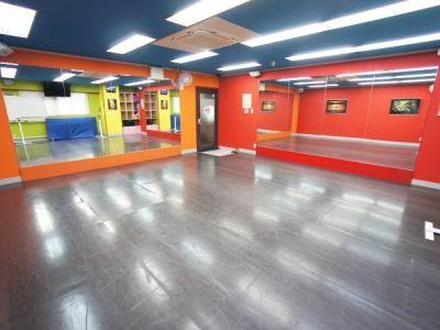 名古屋会議室 スタジオフィックス名古屋栄伏見店 4B(スタジオ)の室内の写真