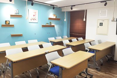 池袋コワーキングスペース&貸会議室 FOREST セミナールームの室内の写真