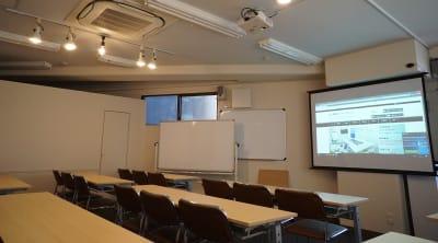 名駅セミナーオフィス(D~F) ルームDの室内の写真