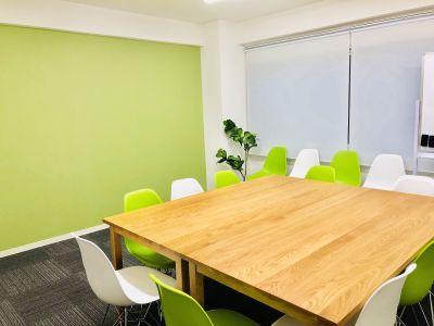 お気軽会議室♫桜橋第一ビル2階 エール梅田⭐️WIFI完備!⭐️の室内の写真