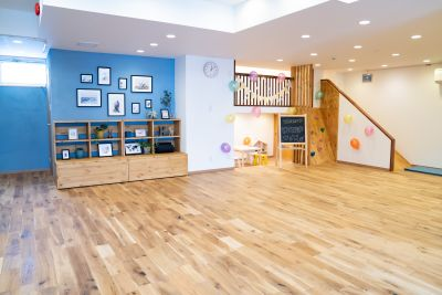 K's STUDIO宮前平 キッチン・キッズスペース付きの室内の写真