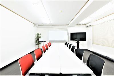 ラミ本町 Kelly 貸し会議室<ラミ本町Kelly>の室内の写真