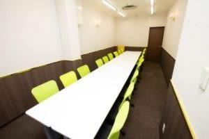 ルミエ大阪梅田会議室の室内の写真