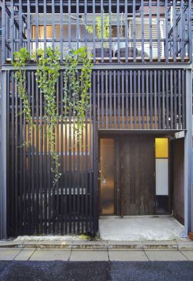 広尾-築100年の古民家 各種イベントスペースの入口の写真