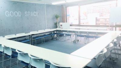 貸し会議室グッドスペース-Blue Mountain-  マンハッタン会議室の室内の写真